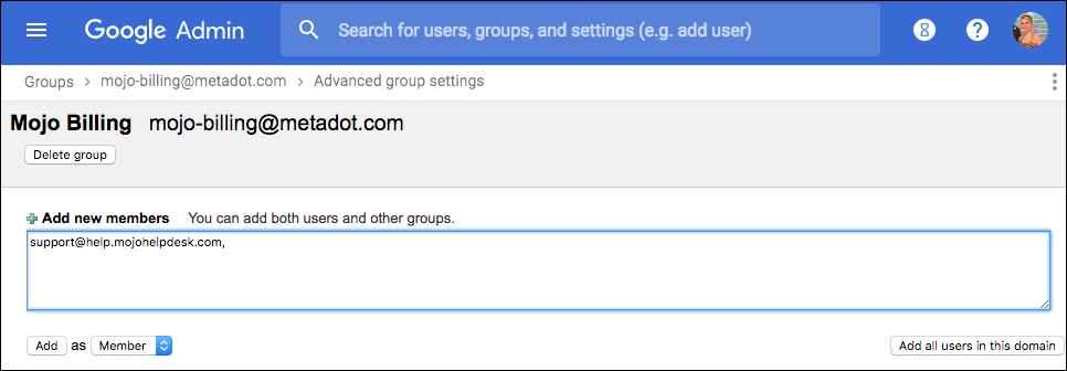 Advanced-group-settings